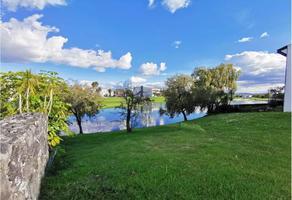 Foto de terreno habitacional en venta en vista lago 17, la vista contry club, san andrés cholula, puebla, 17770936 No. 01