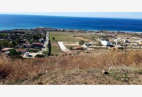 Foto de terreno habitacional en venta en vista mar 000, vista al mar, playas de rosarito, baja california, 6114379 No. 01