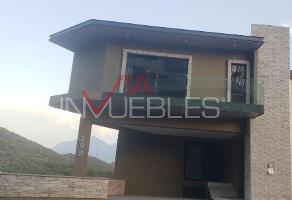 Foto de casa en venta en  , vista real, san pedro garza garcía, nuevo león, 13984804 No. 01