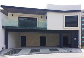 Foto de casa en venta en  , vista real, san pedro garza garcía, nuevo león, 15570587 No. 01