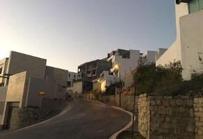 Foto de terreno habitacional en venta en  , vista real, san pedro garza garcía, nuevo león, 7041732 No. 01