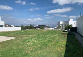 Foto de terreno habitacional en venta en vista real , vista real y country club, corregidora, querétaro, 14366357 No. 01
