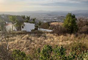 Foto de terreno habitacional en venta en  , vista real y country club, corregidora, querétaro, 14044054 No. 01
