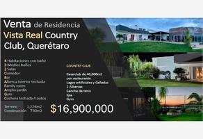 Foto de casa en venta en . ., vista real y country club, corregidora, querétaro, 0 No. 01