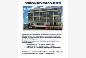 Foto de departamento en venta en volcan popocateptl 5360, el colli urbano 1a. sección, zapopan, jalisco, 0 No. 01