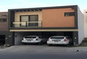 Foto de casa en venta en vv , real del valle 2 sector, santa catarina, nuevo león, 20126041 No. 01