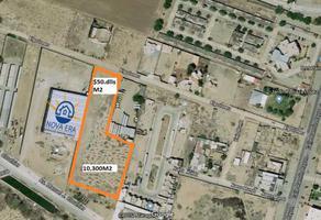 Foto de terreno comercial en venta en Waterfill Río Bravo, Juárez, Chihuahua, 16438527,  no 01