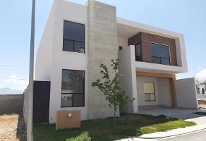 Foto de casa en venta en western 131, villas del camino real, saltillo, coahuila de zaragoza, 0 No. 01