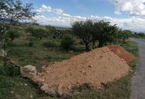 Foto de terreno comercial en venta en x , los cerritos, tequisquiapan, querétaro, 0 No. 01