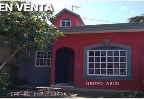 Foto de casa en venta en x x, genaro estrada calderón, mazatlán, sinaloa, 21574150 No. 01