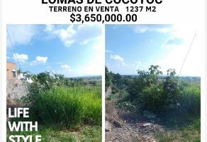 Foto de terreno comercial en venta en x x, lomas de cocoyoc, atlatlahucan, morelos, 0 No. 01