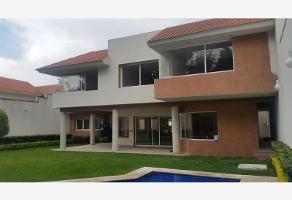 Foto de casa en venta en x x, lomas de cuernavaca, temixco, morelos, 6908294 No. 01