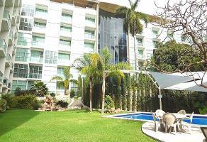 Foto de departamento en venta en x x, potrero verde, cuernavaca, morelos, 17881153 No. 01