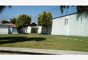 Foto de terreno comercial en venta en x x, prados de cuernavaca, cuernavaca, morelos, 12089072 No. 01