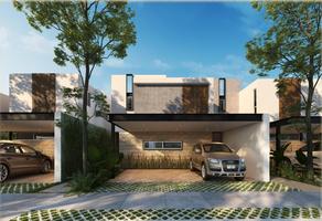 Foto de casa en venta en  , xcanatún, mérida, yucatán, 11303280 No. 01