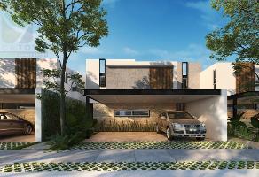 Foto de casa en venta en  , xcanatún, mérida, yucatán, 12526809 No. 01