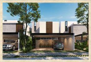 Foto de casa en venta en  , xcanatún, mérida, yucatán, 13938953 No. 01