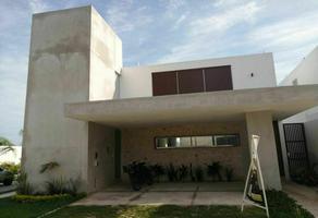 Foto de casa en venta en  , xcanatún, mérida, yucatán, 15357365 No. 01