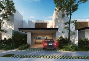 Foto de casa en venta en  , xcanatún, mérida, yucatán, 16738850 No. 01
