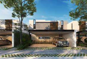 Foto de casa en venta en  , xcanatún, mérida, yucatán, 17890931 No. 01
