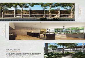 Foto de casa en venta en  , xcanatún, mérida, yucatán, 17943233 No. 01