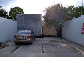 Foto de casa en venta en xcanatun , xcanatún, mérida, yucatán, 15142506 No. 01