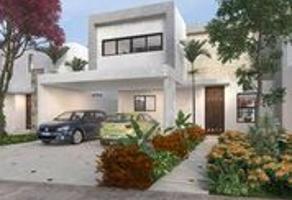 Foto de casa en venta en  , xcunyá, mérida, yucatán, 13081446 No. 01
