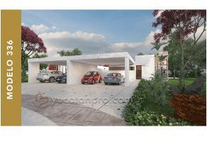 Foto de casa en venta en  , xcunyá, mérida, yucatán, 13814612 No. 01