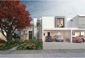 Foto de casa en venta en  , xcunyá, mérida, yucatán, 13850492 No. 01
