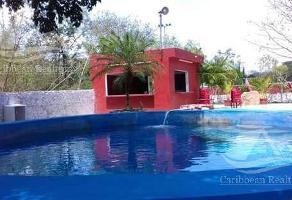 Foto de terreno habitacional en venta en  , xcuyun, conkal, yucatán, 15151483 No. 01