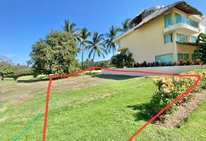 Foto de terreno habitacional en venta en xel ha , playa diamante, acapulco de juárez, guerrero, 0 No. 01