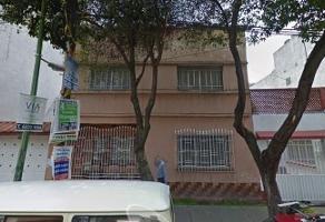 Foto de terreno habitacional en venta en xochicalco , narvarte poniente, benito juárez, df / cdmx, 0 No. 01