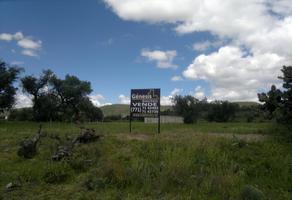 Foto de terreno habitacional en venta en  , xochihuacán, epazoyucan, hidalgo, 10974105 No. 01