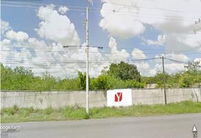 Foto de terreno comercial en venta en  , xoclan, mérida, yucatán, 8137241 No. 01