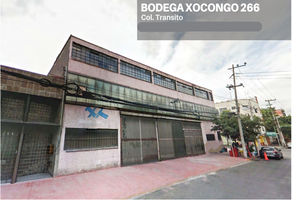Foto de bodega en renta en xocongo , transito, cuauhtémoc, df / cdmx, 0 No. 01