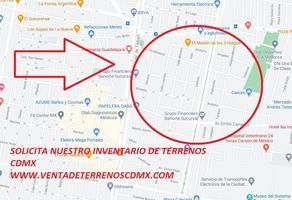 Foto de terreno habitacional en venta en xotepingo 30, xotepingo, coyoacán, df / cdmx, 0 No. 01