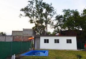 Foto de casa en venta en xx i, residencial yautepec, yautepec, morelos, 8645468 No. 01