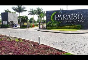 Foto de terreno habitacional en venta en xx m, paraíso country club, emiliano zapata, morelos, 0 No. 01