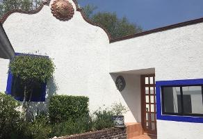 Foto de casa en renta en yabuku , jardines del ajusco, tlalpan, df / cdmx, 0 No. 01