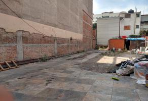 Foto de terreno comercial en venta en yacatas 469, narvarte poniente, benito juárez, df / cdmx, 0 No. 01