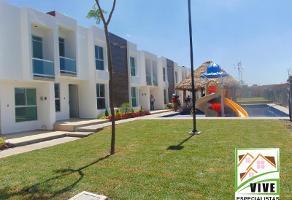 Foto de casa en venta en yecapixtla 0, centro, cuautla, morelos, 3918078 No. 01