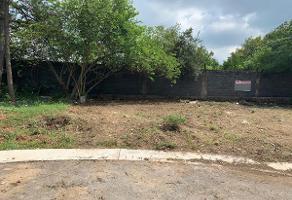 Foto de terreno habitacional en venta en  , yerbaniz, santiago, nuevo león, 0 No. 01