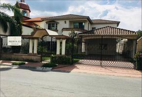 Foto de casa en venta en  , yerbaniz, santiago, nuevo león, 18238115 No. 01