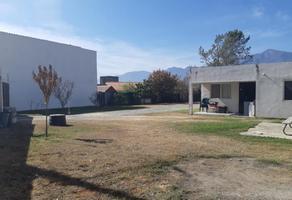 Foto de rancho en venta en  , yerbaniz, santiago, nuevo león, 0 No. 01