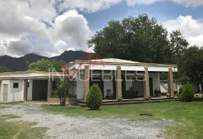 Foto de casa en renta en 00 00, yerbaniz, santiago, nuevo león, 7098427 No. 01