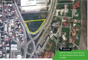 Foto de terreno comercial en venta en  , ylang ylang, boca del río, veracruz de ignacio de la llave, 14618149 No. 01