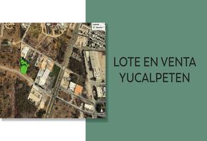 Foto de terreno habitacional en venta en  , yucalpeten, mérida, yucatán, 15832261 No. 01