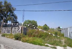 Foto de terreno habitacional en venta en yucatan , el refugio, tequixquiac, méxico, 0 No. 01