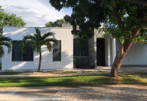 Foto de casa en renta en  , yucatan, mérida, yucatán, 10985362 No. 01