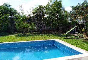 Foto de casa en renta en  , yucatan, mérida, yucatán, 7044499 No. 01